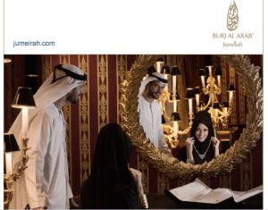 Jumeirah new offer -Burj al3arab